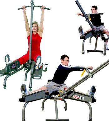 ProFlex Leg Stretching Machines