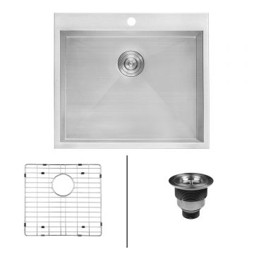 Ruvati Stainless Steel Utility Sinks