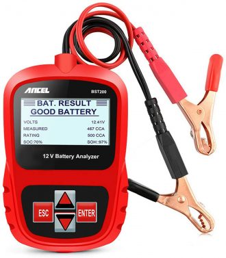 ANCEL Car Battery Testers