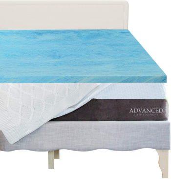 Advanced Sleep Solutions Queen Mattress Under $200