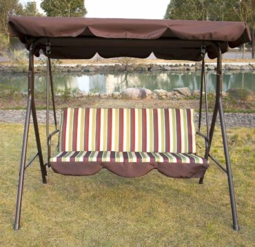 Bestmart INC Patio Swings with Canopy