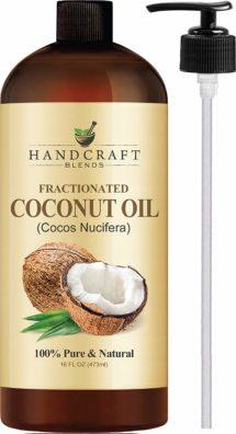 Handcraft Blends Coconut Oils