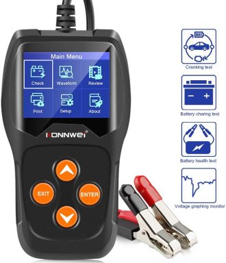 KONNWEI Car Battery Testers
