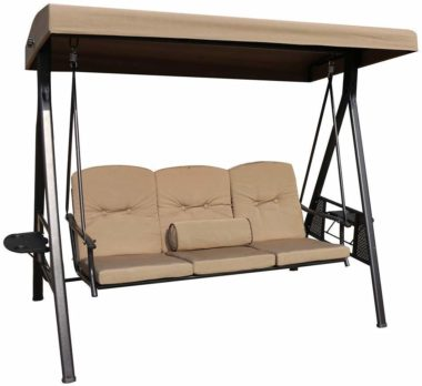 Le Papillon Patio Swings with Canopy