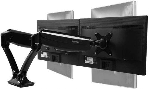 Loctek Dual Monitor Stands
