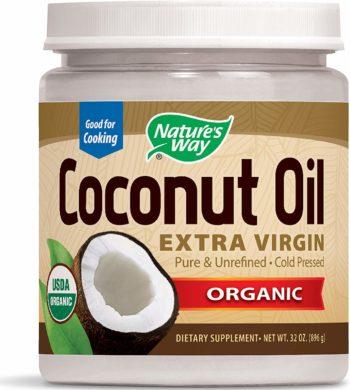 Nature's Way Coconut Oils