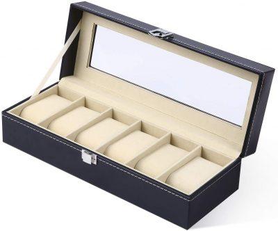 Ohuhu Watch Boxes