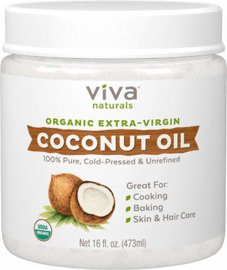 Viva Naturals Coconut Oils