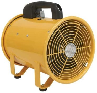 Comfort Zone High Velocity Fans