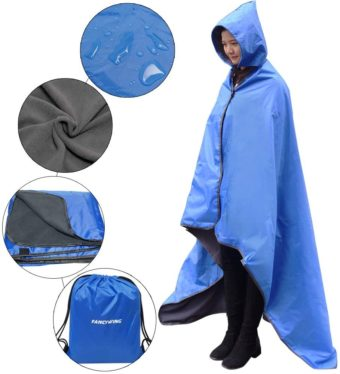FANCYWING Hooded Blankets