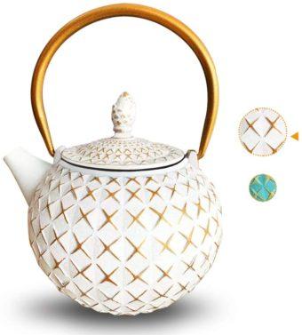 IAXSEE Cast Iron Teapots