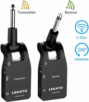 LEKATO Wireless Guitar Systems