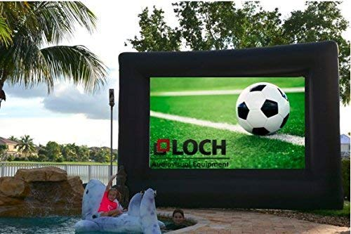 LOCH Inflatable Movie Screens