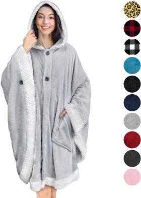 PAVILIA Hooded Blankets