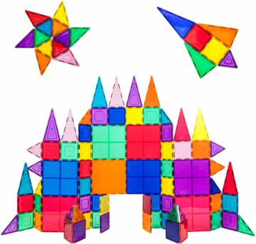 PicassoTiles Magnetic Building Blocks