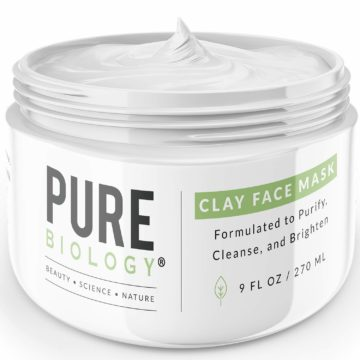 Pure Biology Collagen Face Masks