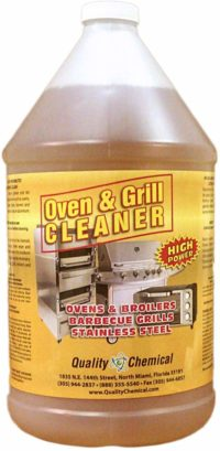 Quality Chemical Oven Cleaners
