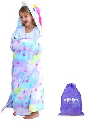 RIBANDS HOME Hooded Blankets