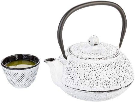 Restaurantware Cast Iron Teapots