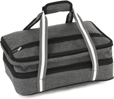 Stack Store Plus More Casserole Carriers