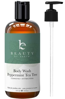 Beauty by Earth Antibacterial Body Washes