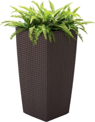 Best Choice Products Tall Planters