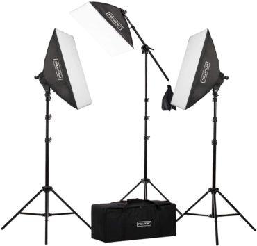 Fovitec Softbox Lighting Kits
