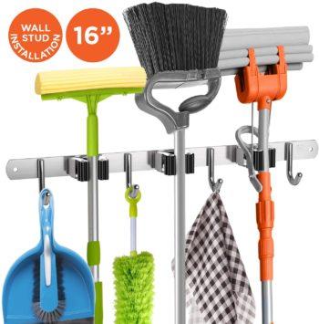 Homely Center Broom Holders
