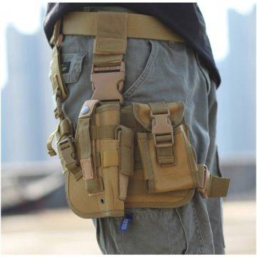 KEEPMOVE Drop Leg Bags