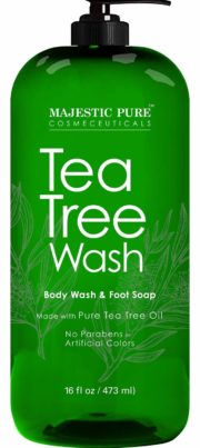 Majestic Pure Antibacterial Body Washes