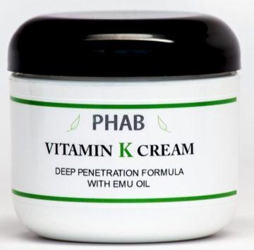2oz Vitamin K creams