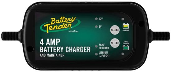 Battery Tender Battery Maintainers