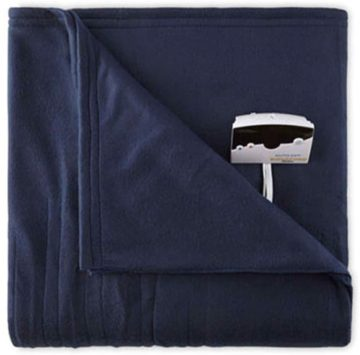 Biddeford Blankets Cordless Heated Blankets