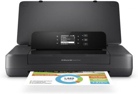 HP Portable Laser Printers