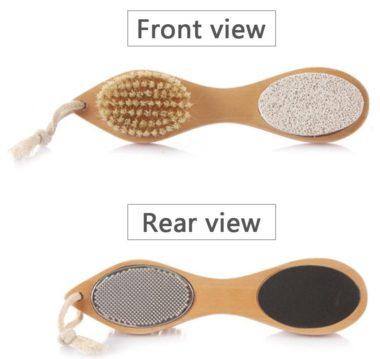 HaloVa Foot Foot Scrubbers