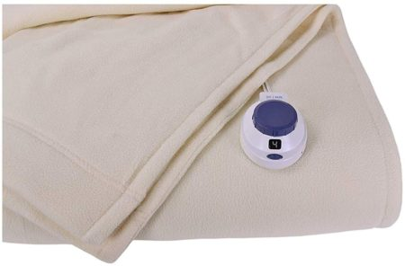 Perfect Fit Cordless Heated Blankets