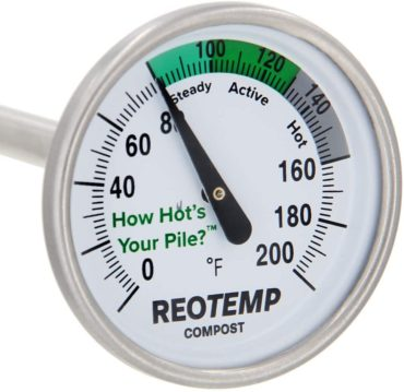 REOTEMP Compost Thermometers