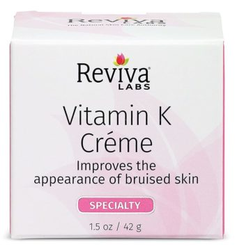 Reviva Labs Vitamin K creams