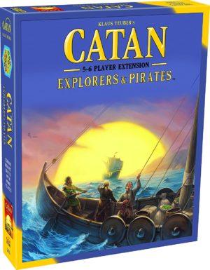 Explorers & Pirates