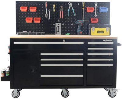 FrontierTools Rolling Workbenches