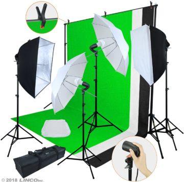 Linco Green Screen Kits