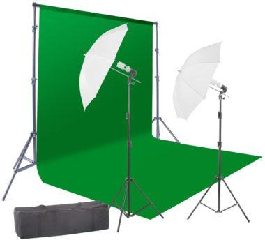 StudioFX Green Screen Kits